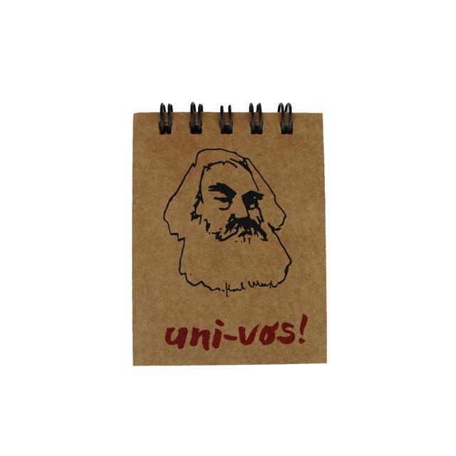 Bloquinho Karl Marx