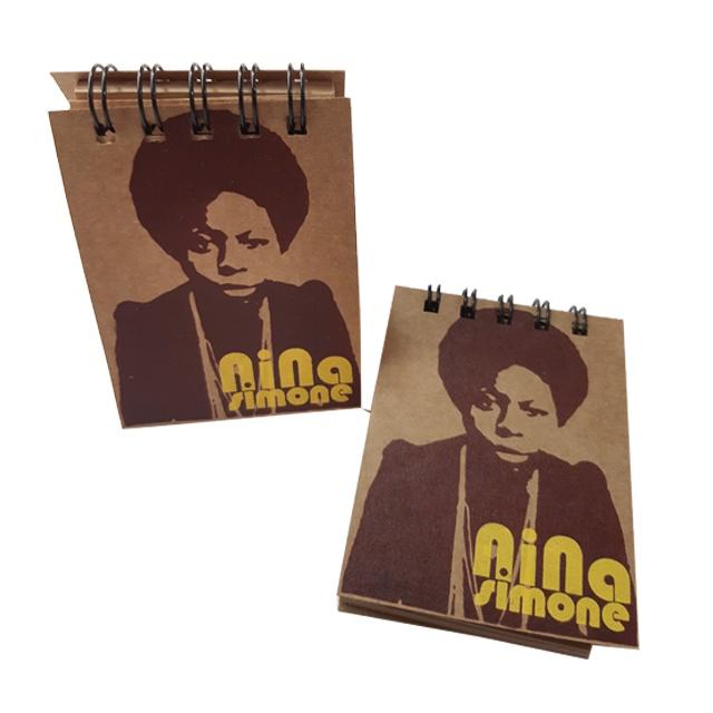 Bloquinho Nina Simone