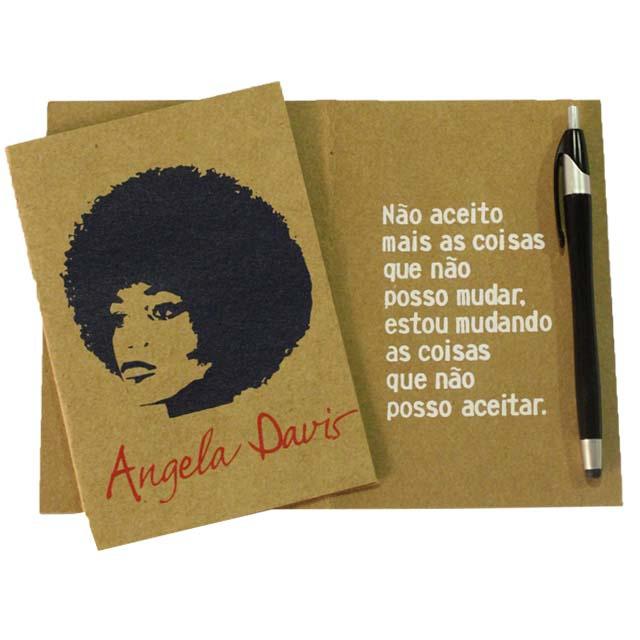 Cartão Angela Davis