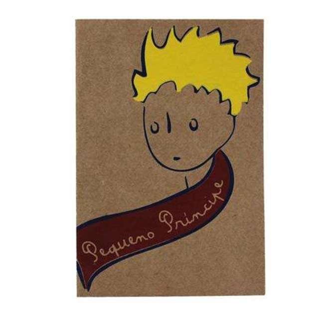 Cartão Pequeno Príncipe