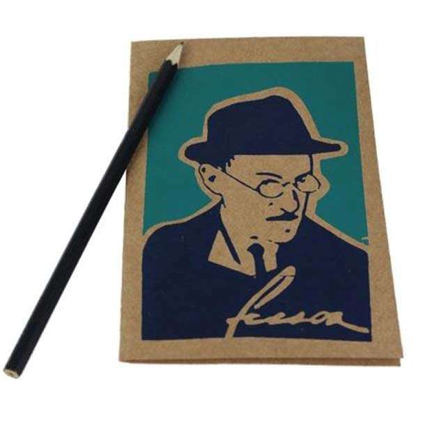 Cartão Fernando Pessoa
