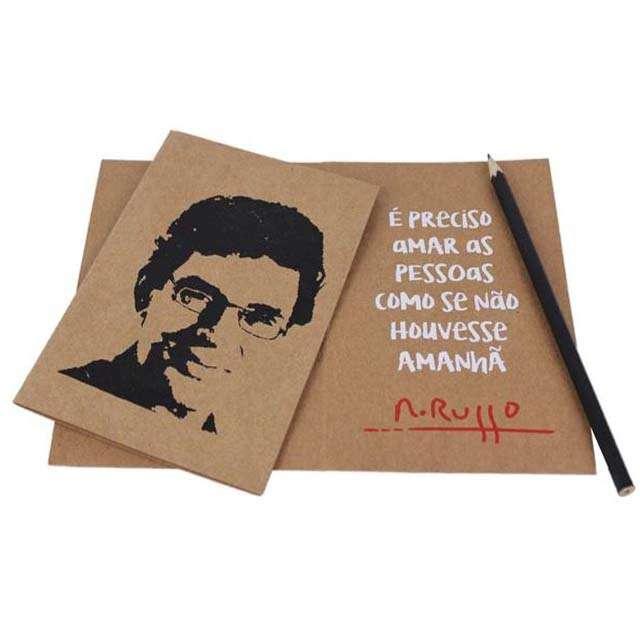 Cartão Renato Russo