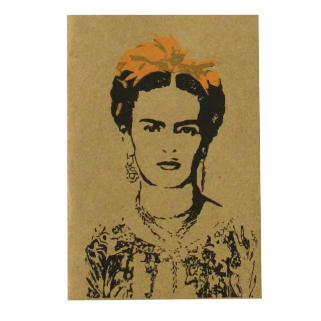 Cartão Frida Kahlo Alas