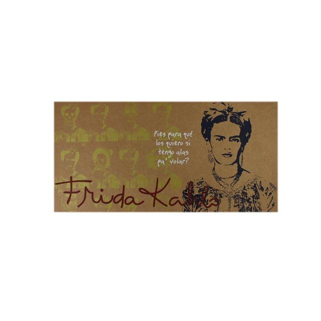 Cartaz Frida Kahlo Pies