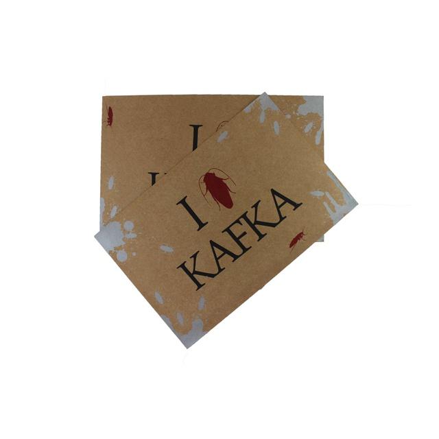 Cartaz Kafka