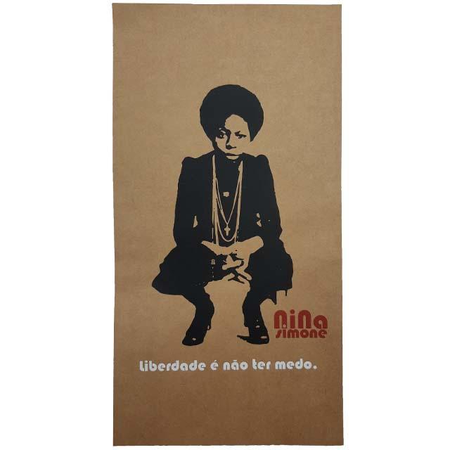 Cartaz Nina Simone