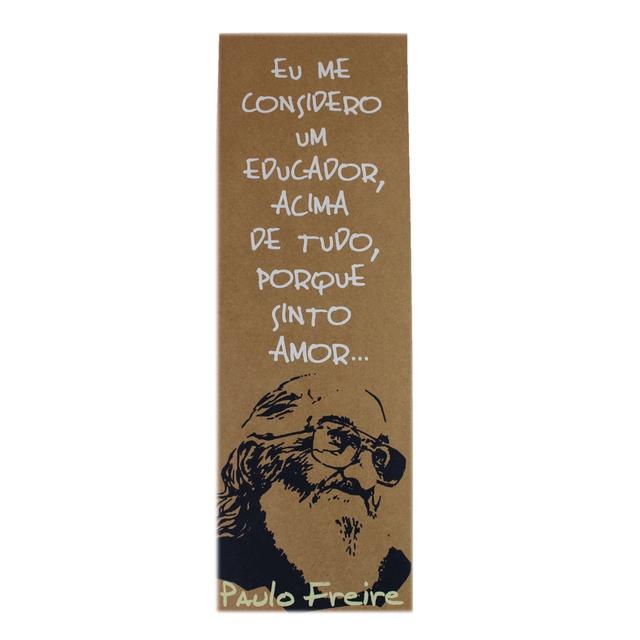 Cartaz Paulo Freire