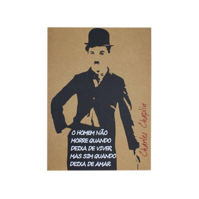 Lâmina Charles Chaplin