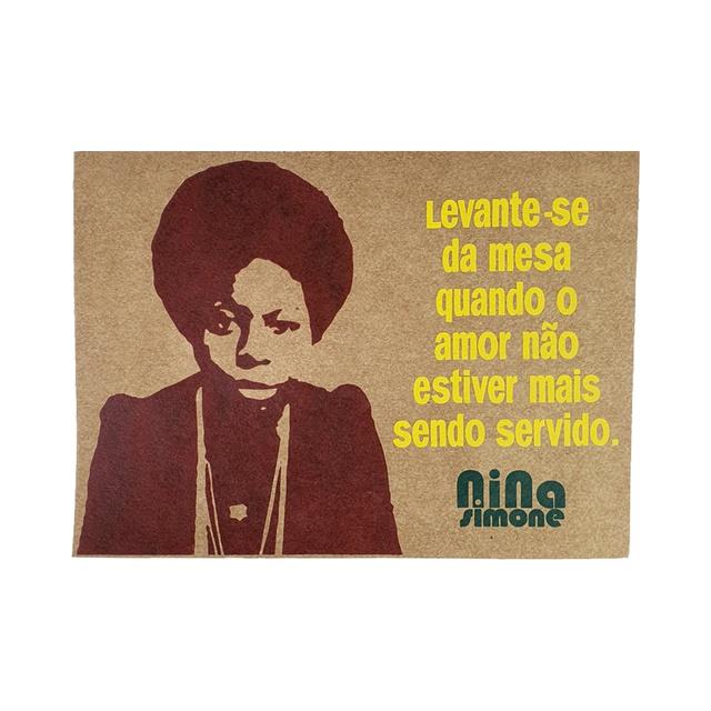 Lâmina Nina Simone