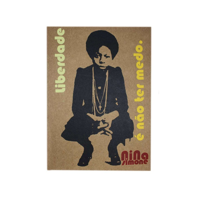 Lâmina Nina Simone Liberdade