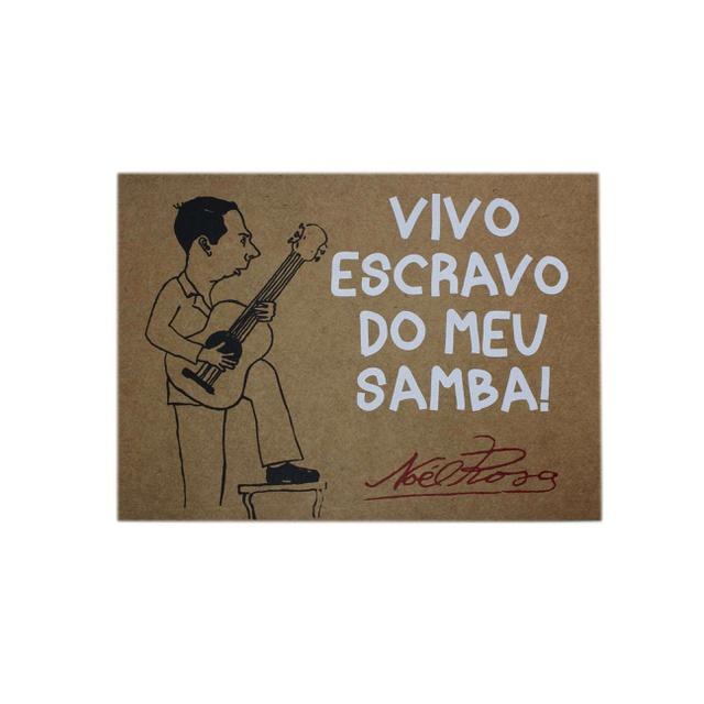 Lâmina Noel Rosa Samba