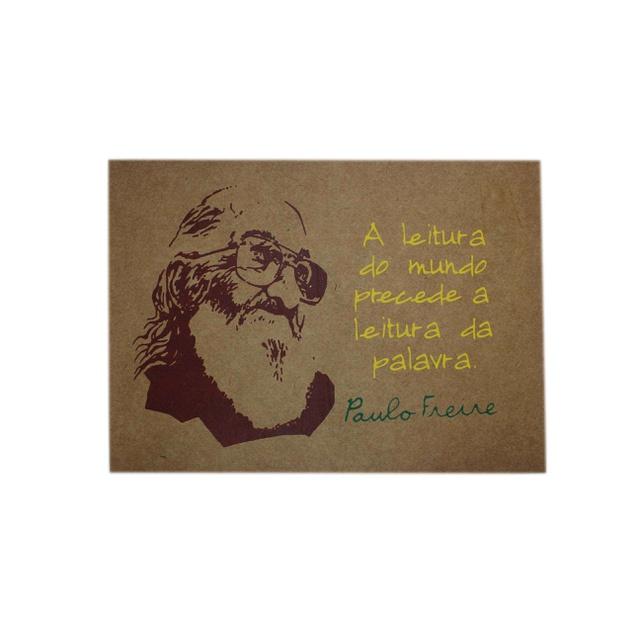 Lâmina Paulo Freire Leitura