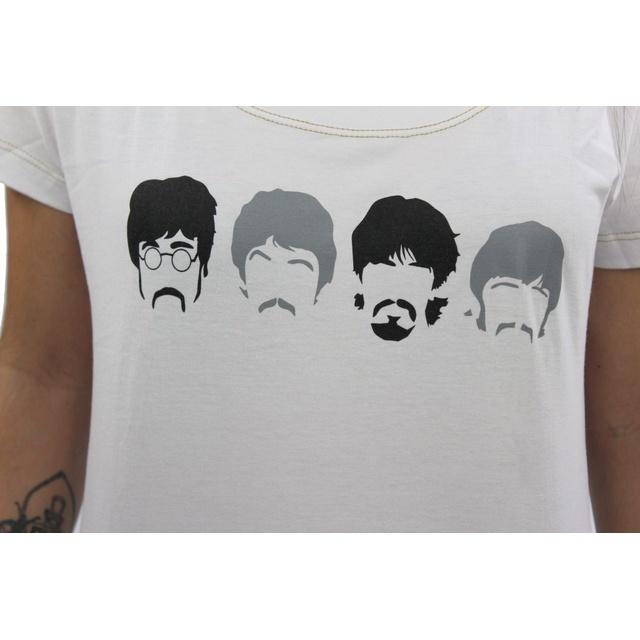 Babylook Beatles Branca