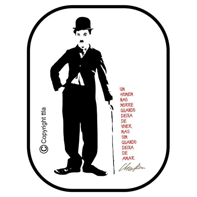 Babylook Chaplin Branca