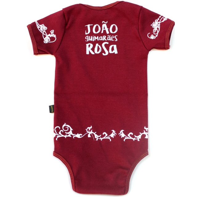 Body Guimarães Rosa Bordô