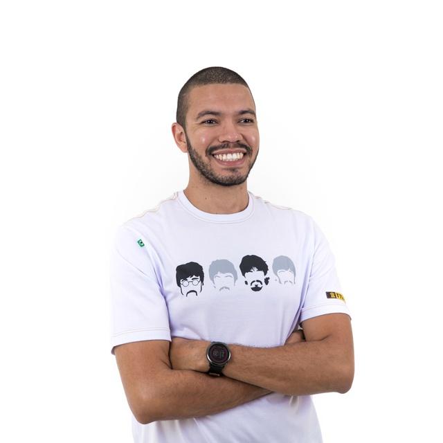 Camiseta Beatles Branca