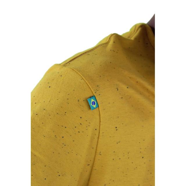 Camiseta Oxum Mostarda