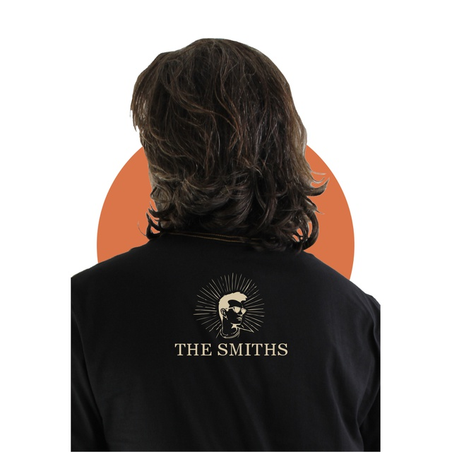 Camiseta The Smiths Preta