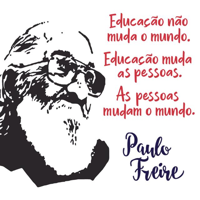 Nécessaire Paulo Freire