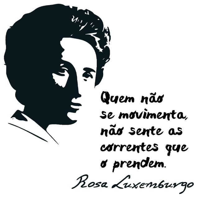 Nécessaire Rosa Luxemburgo