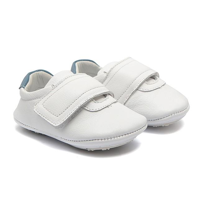 Tênis Masculino Branco Baby Gats