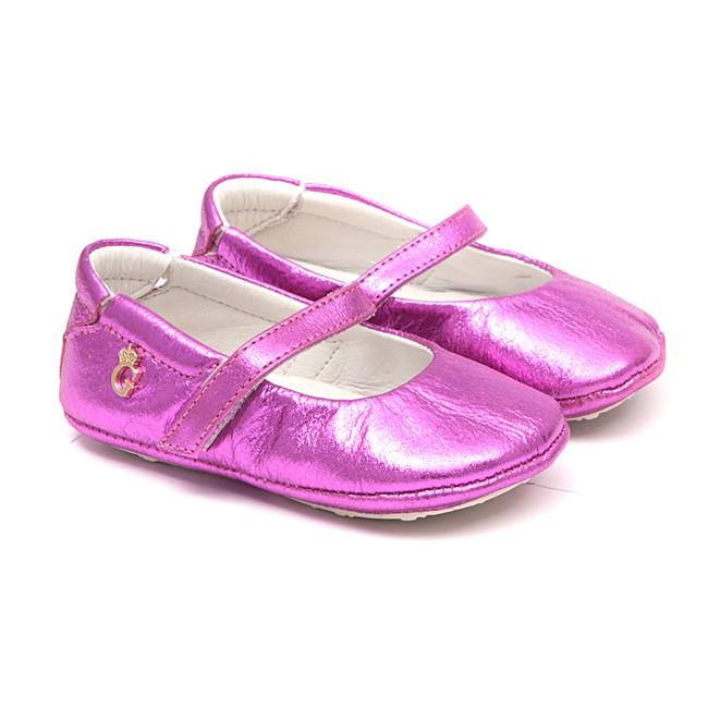 Sapatinho Cristal Pink