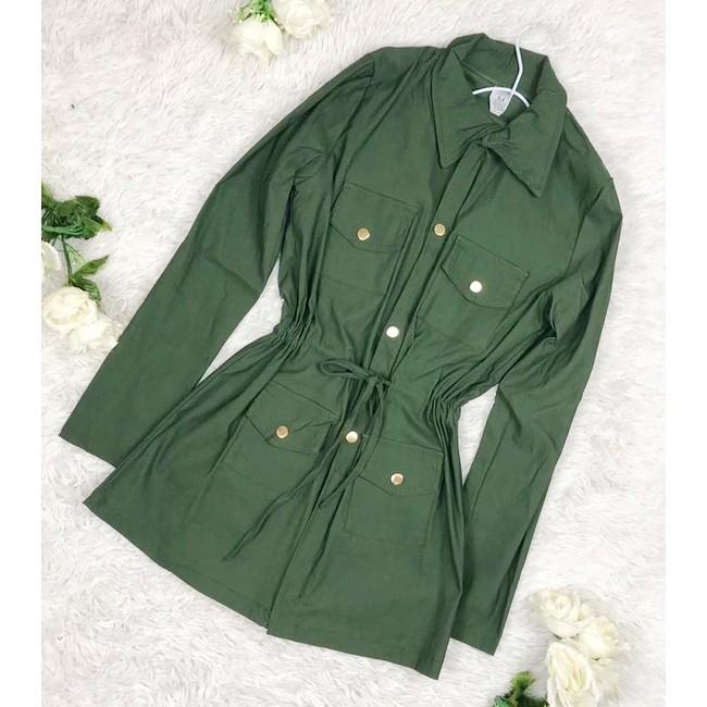 Parka Bengaline - Verde militar