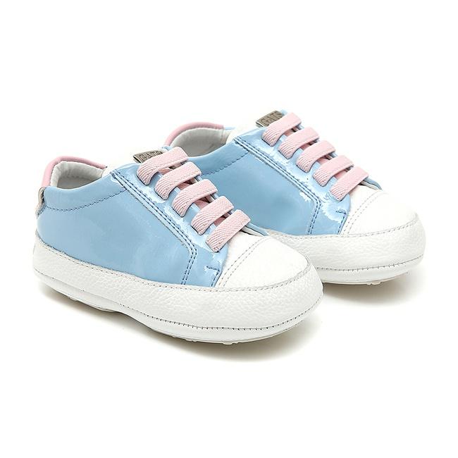 Tênis Babe Feminino Azul Gats