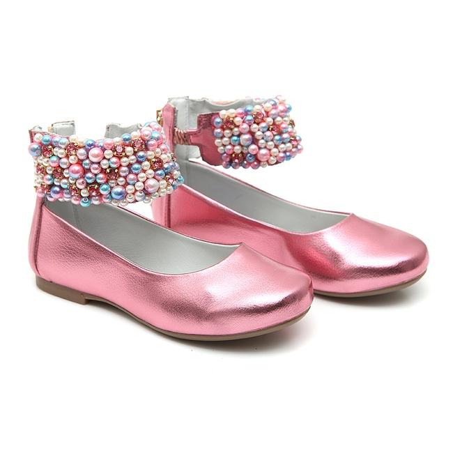 Sapato Tornozeleiras Infantil Gats
