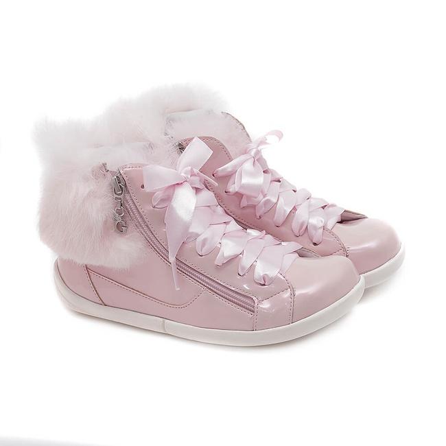 Tênis Sneaker Verniz Quartzo Gats