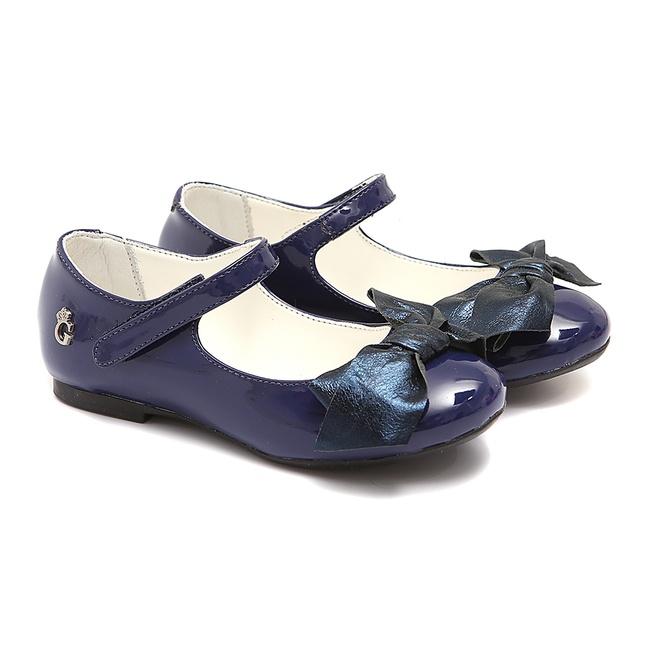 Sapatilha Azul Feminina Infantil Gats
