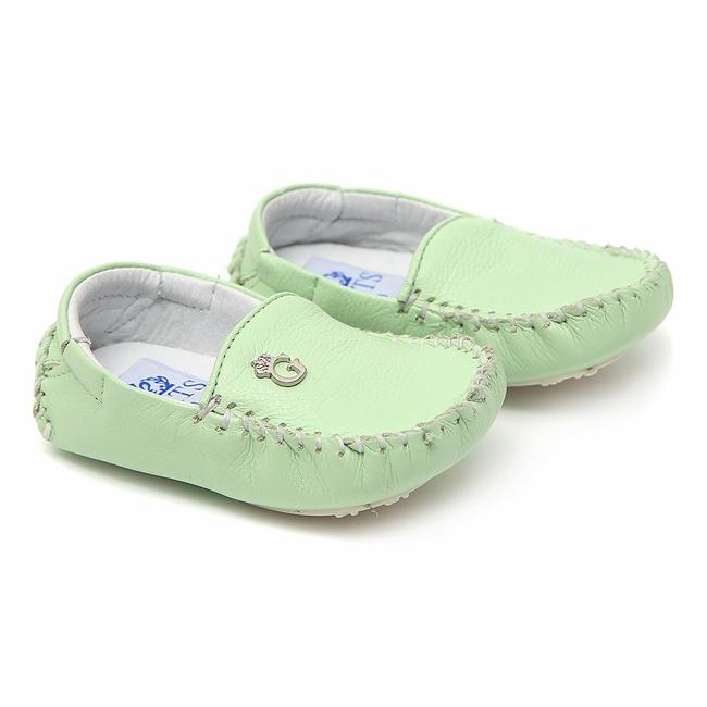 Mocassim Masculino Verde Baby Gats