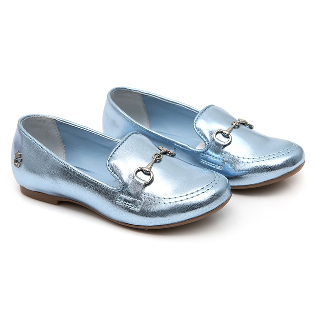 Sliper Azul Infantil Gats