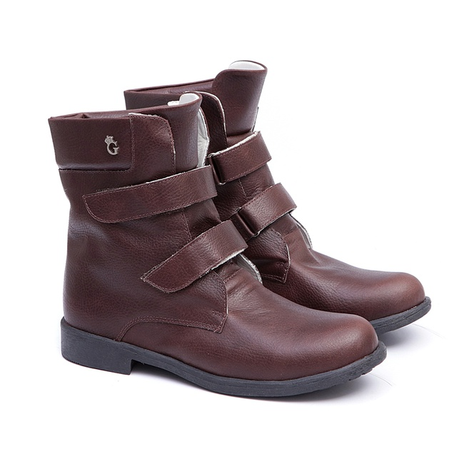 Bota Infantil Brown Gats