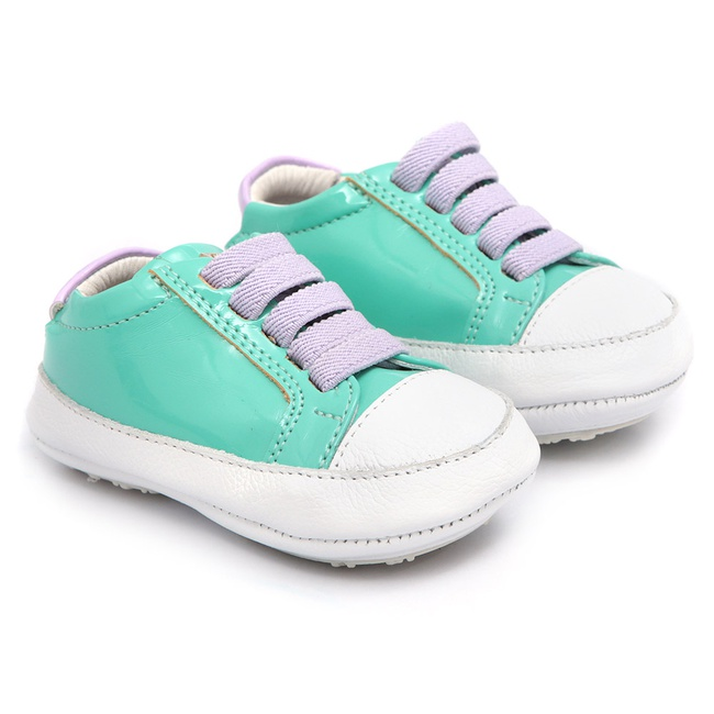 Tênis de Verde de Bebê Gats