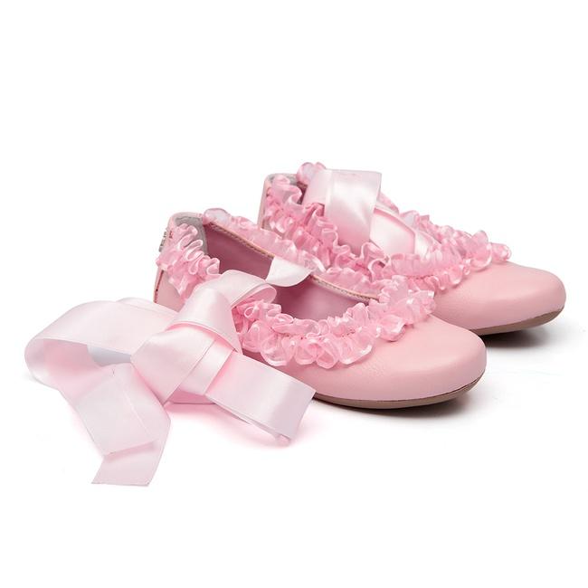 Sapatilha de Bailarina Infantil Gats