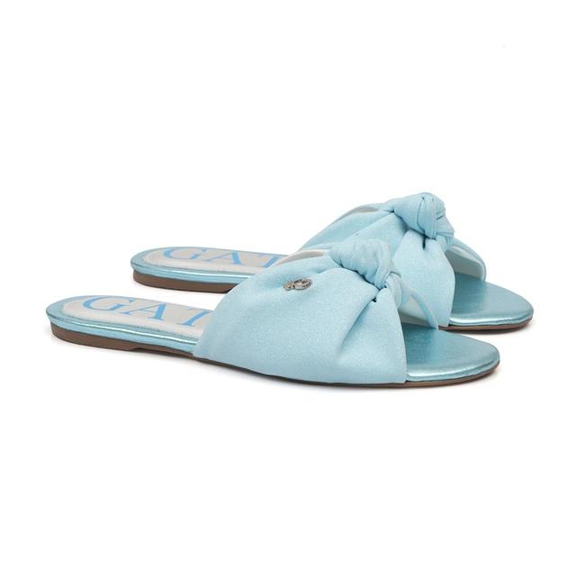 Slide Laço Azul