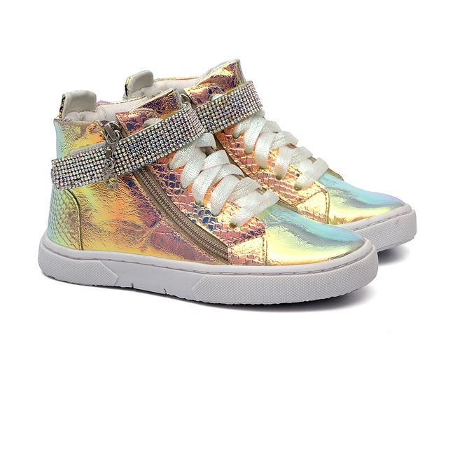 Tênis Sneaker Holográfico