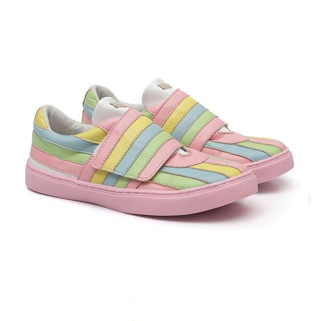 Tênis Arco-íris Candy