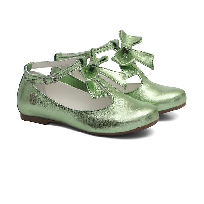 Sapatilha Boneca Verde