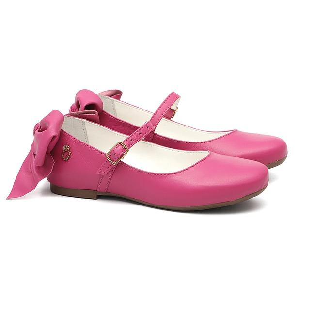 Sapatilha Laço Pink