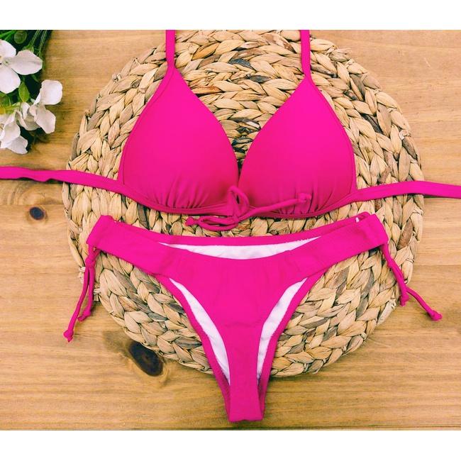 Conjunto Biquíni Fio Pink