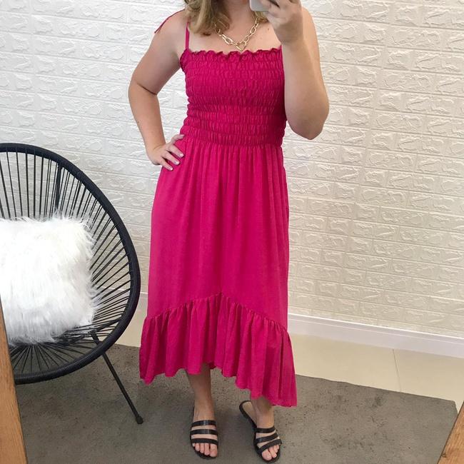 Vestido 2 Em 1 Pink