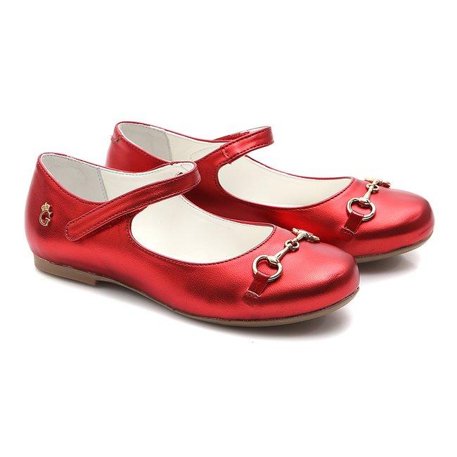 18dec3fdf1 Sapatilha Vermelha Infantil Gats