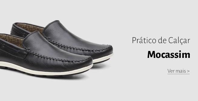 Sapato Mocassim Masculino - Bernatoni Calçados