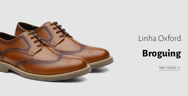 Sapato Oxford Masculino - Bernatoni Calçados