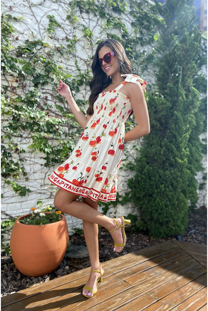 Vestido Pitanga Farm - DBoneca