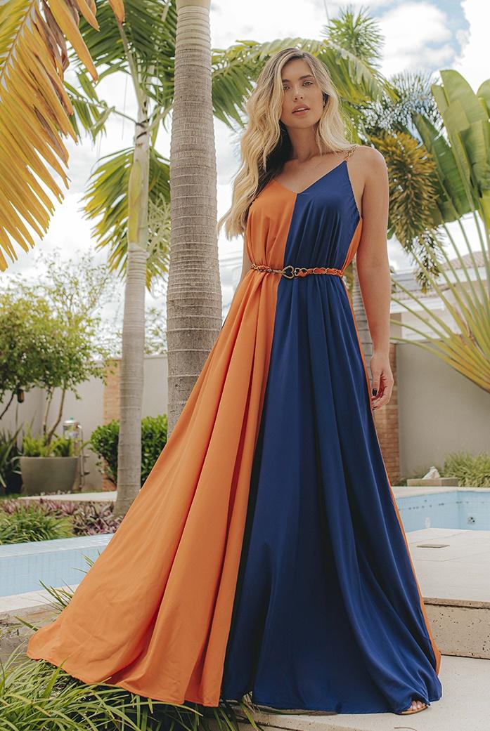 Vestido D'Boneca Cintia - DBoneca