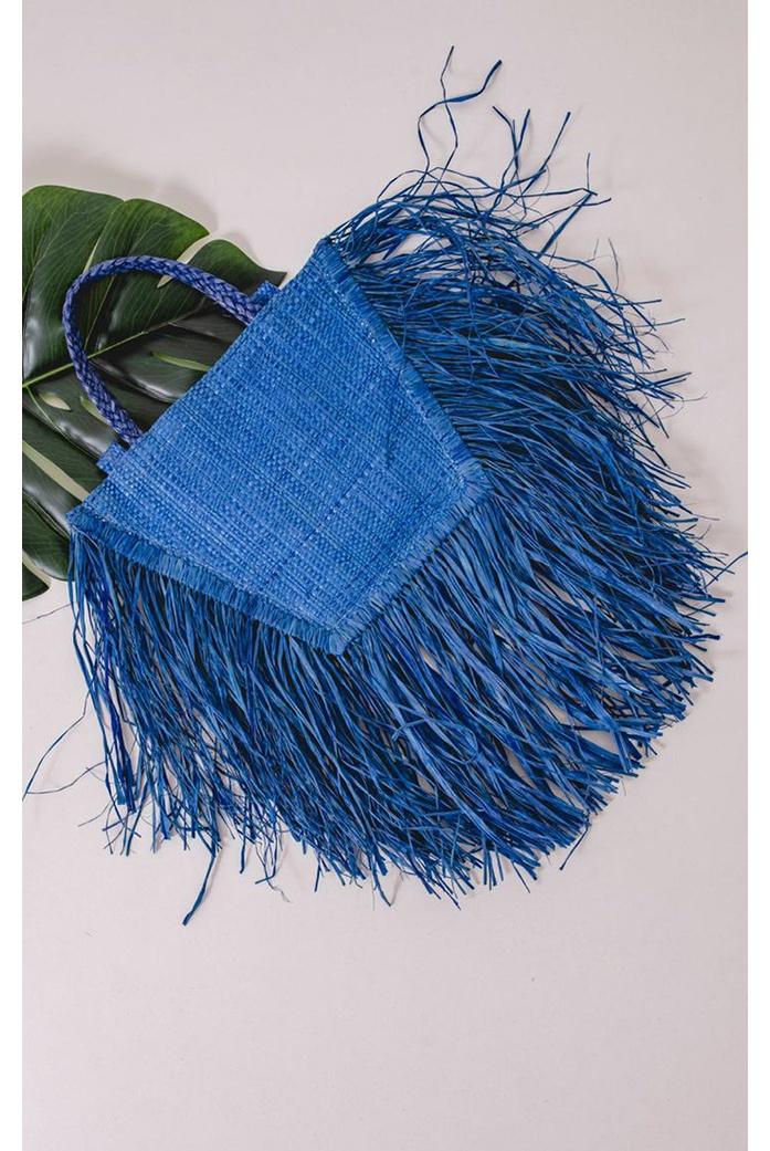 Bolsa Malu Pequena Azul - DBoneca