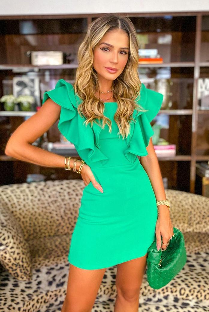 Vestido Liz NX - DBoneca